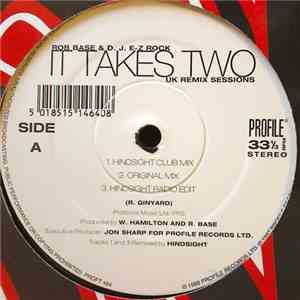 Rob Base & DJ E-Z Rock - It Takes Two (UK Remix Sessions) album FLAC