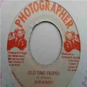 Don Romeo - Old Time Friend album FLAC