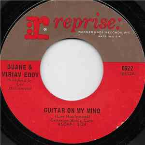 Duane & Mirriam Eddy, Duane Eddy - Guitar On My Mind album FLAC