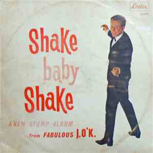 Johnny O'Keefe - Shake Baby Shake album FLAC