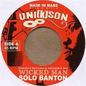 Solo Banton - Wicked Man album FLAC