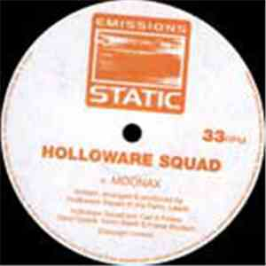 Holloware Squad - Moonax / Surface Intention album FLAC