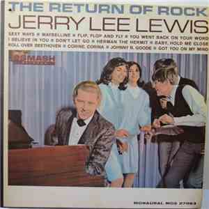 Jerry Lee Lewis - The Return Of Rock! album FLAC