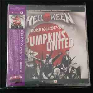 Helloween, Pumpkins United - Pumpkins United - Japan Tour 2018 - Tokyo #4 album FLAC