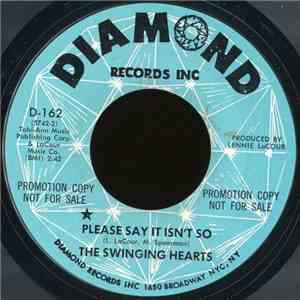 The Swinging Hearts - Please Say It Isn't So / Something Made Me Stop (Stop Shopping Around) album FLAC