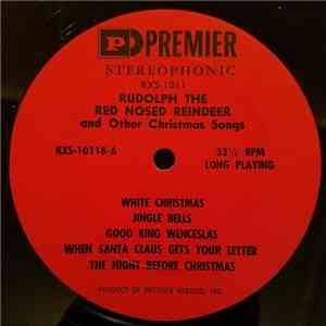Unknown Artist - Rudolph The Red-Nosed Reindeer And Other Christmas Songs album FLAC