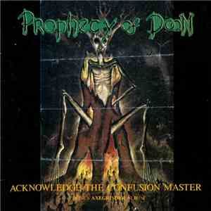 Prophecy Of Doom / Axegrinder - Split CD album FLAC