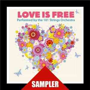 101 Strings Orchestra - Love Is Free Sampler album FLAC