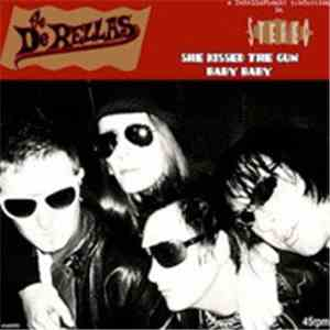The DeRellas - She Kissed The Gun / Baby Baby album FLAC