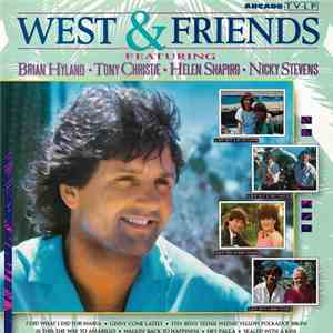 Albert West - West & Friends album FLAC