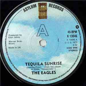 Eagles - Tequila Sunrise album FLAC