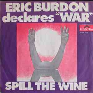 Eric Burdon And War - Spill The Wine / Magic Mountain album FLAC