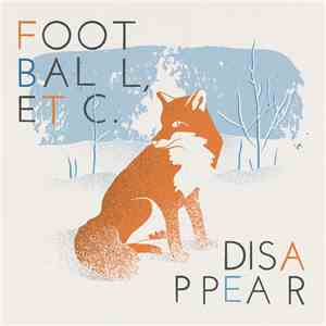 Football, Etc. - Disappear album FLAC