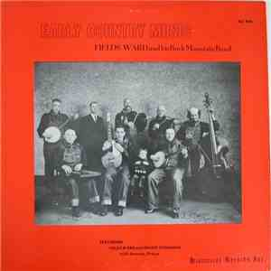 Fields Wards And His Buck Mountain Band - Early Country Music (Vol.1) album FLAC