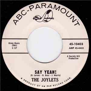 The Joylets - Say Yeah! album FLAC