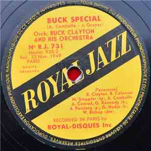 Buck Clayton And His Orchestra - Buck Special / Night Life album FLAC