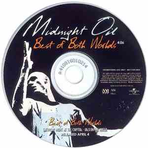 Midnight Oil - Best Of Both Worlds album FLAC