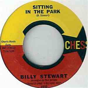 Billy Stewart - Sitting In The Park / Once Again album FLAC