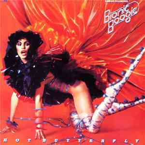 Gregg Diamond, Bionic Boogie - Hot Butterfly album FLAC
