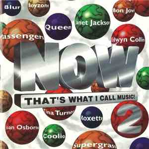 Various - Now That's What I Call Music 2 album FLAC