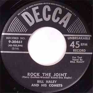 Bill Haley And His Comets - Rock The Joint / How Many album FLAC