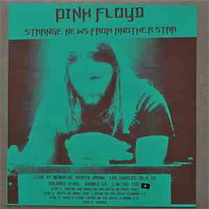 Pink Floyd - Strange News From Another Star album FLAC