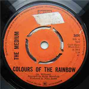 The Medium - Colours Of The Rainbow album FLAC