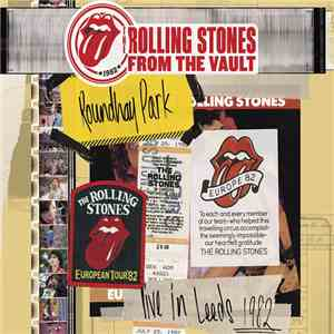 The Rolling Stones - Live In Leeds 1982 album FLAC