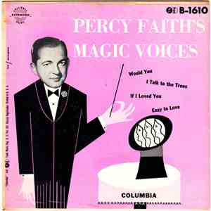 Percy Faith & His Orchestra With The Magic Voices - Percy Faith's Magic Voices album FLAC