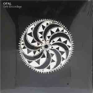 Opal  - Early Recordings album FLAC