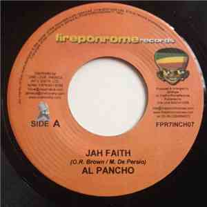 Al Pancho - Jah Faith album FLAC