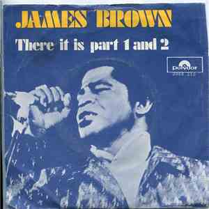 James Brown - There It Is album FLAC