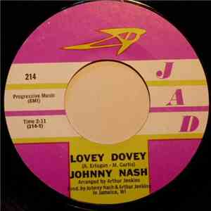 Johnny Nash - Lovey Dovey album FLAC