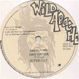 Super Cat  - Dan Dada album FLAC