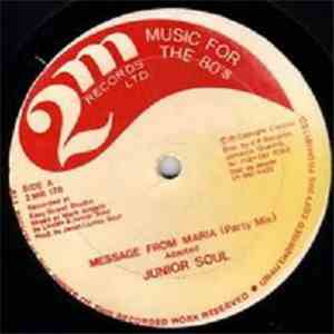 Junior Soul - Message From Maria album FLAC