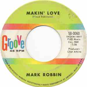 Mark Robbin - Makin' Love album FLAC