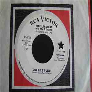 Rick Lancelot With The 7 Knights - Live Like A Lion